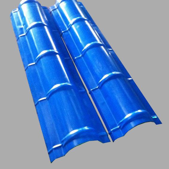 cap ridge roll forming machine